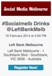 Socialmelb Drinks